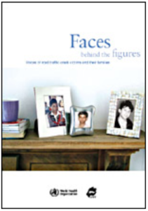 faces behind the figures