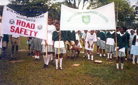 Road Safety Clubs Formation In Schools