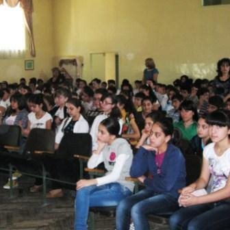 School Kids Meet The Road Police